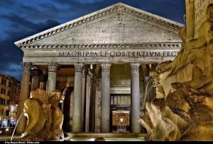 Pantheon, Rome, Lazio, Italy