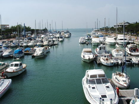 Lignano Sabbiadoro (port), Friuli-Venezia Giulia, Italy