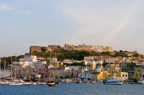 Procida island, Gulf of Naples, Campania, Italy