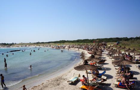 Torre Guaceto Beach, Puglia, Italy