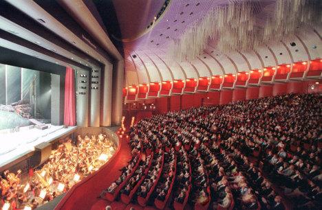 Teatro Regio, Torino, Piedmont, Italy