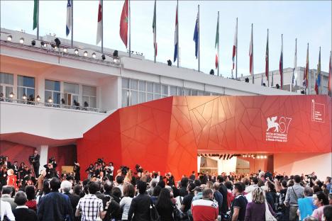 Venice Film Festival, Veneto, Italy