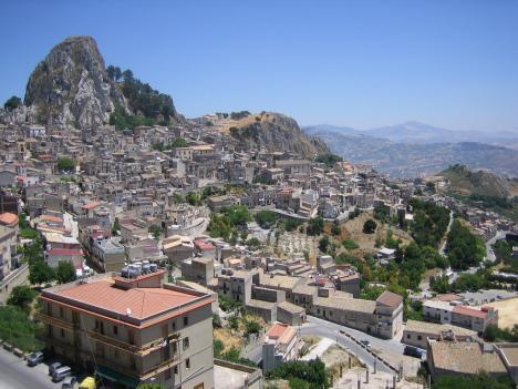 Caltabellotta Sicily, Italy