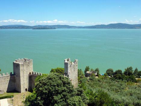 Lago Trasimeno, Umbria, Italy