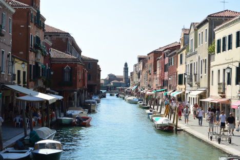 Murano - another island of Venice, Veneto, Italy