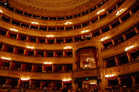 Teatro Alla Scala, Milan, Lombardy, Italy