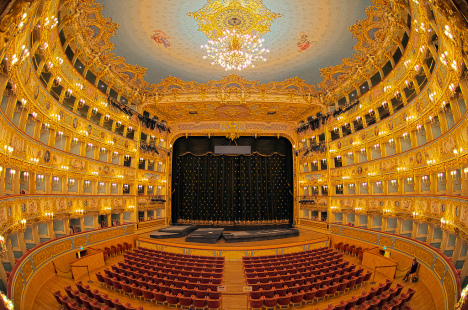 Teatro La Fenice, Venice, Veneto, Italy