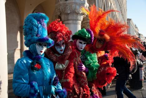 Venice Carnival, Italy - 2