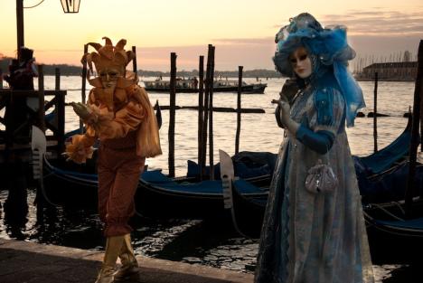 Venice Carnival, Italy - 3
