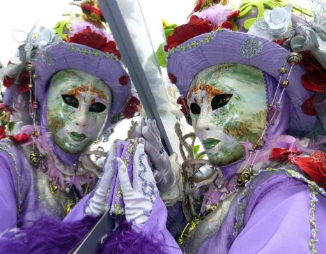 Venice Carnival, Italy - 5