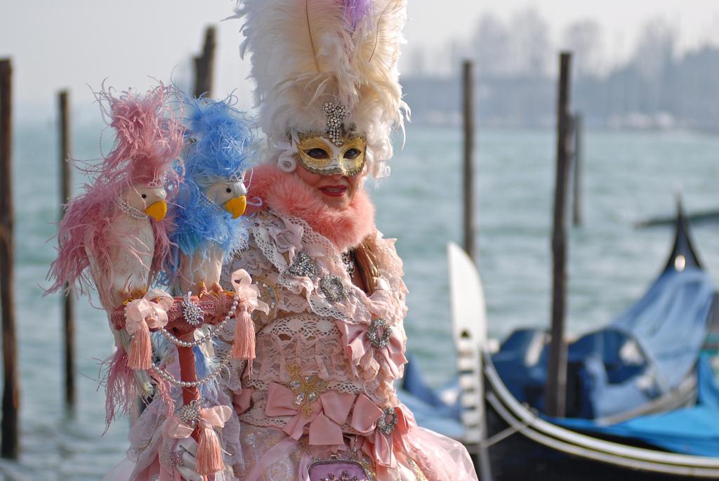 Venice carnival, Italy - 1