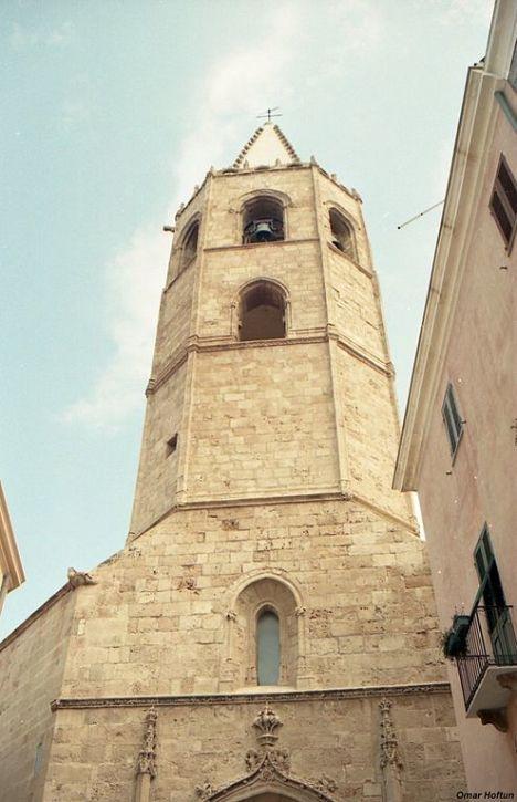 Alghero Cathedral, Sardinia, Italy