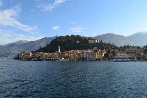 Bellagio at Lago di Como, Lombardy, Italy