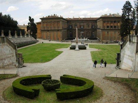 Palazzo Pitti, Florence, Tuscany, Italy