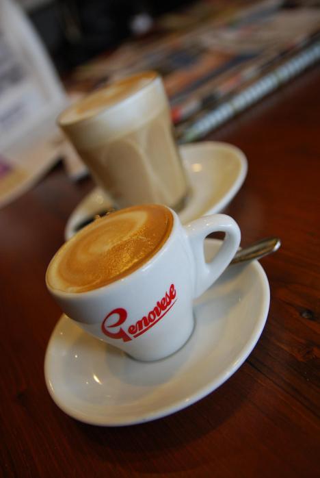 Italian caffe