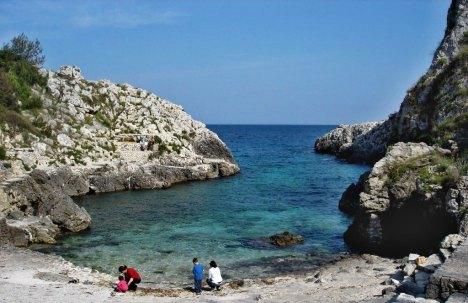 Marina di Marittima, Puglia, Italy