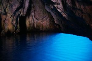 Grotta Azzura, Capo Palinuro, Campania, Italy