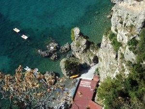 Conca dei Marini beach, Campania, Italy