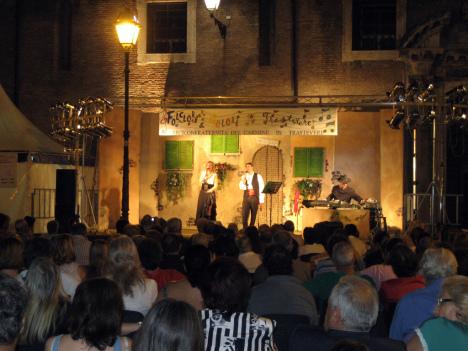 Festa de' Noantri, Rome, Lazio, Italy