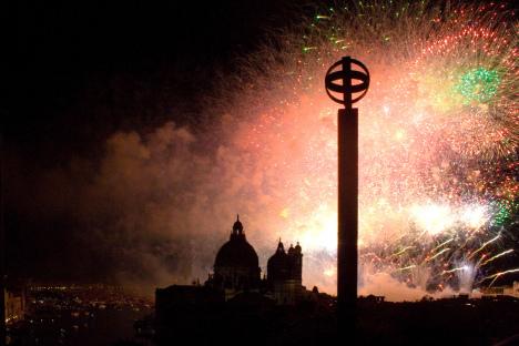 Festa del Redentore in Venice, Veneto, Italy