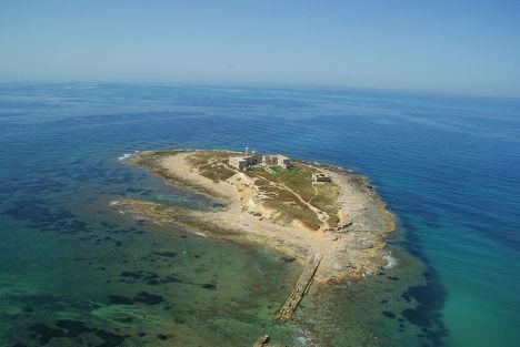 Isola delle Correnti, Sicily, Italy
