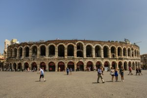 Arena di Verona, Veneto, Italy