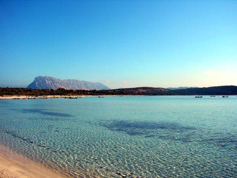 Cala Brandinchi, Sardinia, Italy