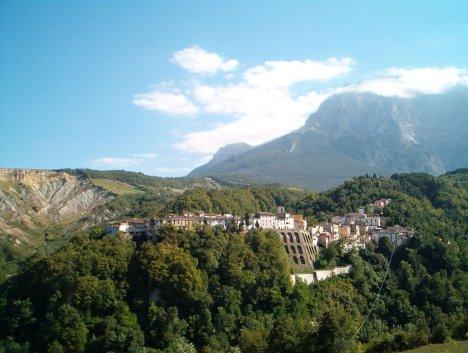 Castelli, Abruzzo, Italy