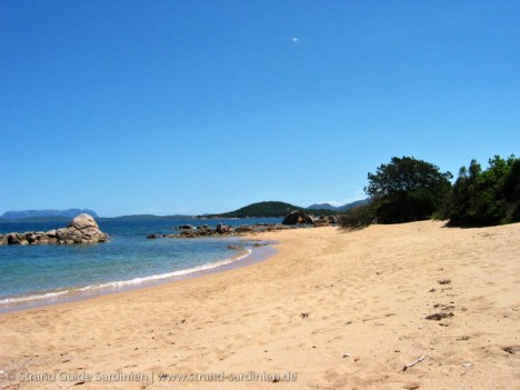 Liscia Ruja beach, Sardinia, Italy