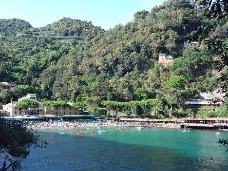 Paraggi, Santa Margherita Ligure / Portofino, Liguria, Italy