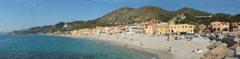 Varigotti, Saracen Bay, Liguria, Italy