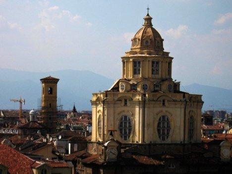 San Lorenzo Church, Turin, Piedmont, Italy