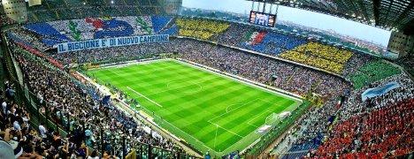 San Siro Stadium, Milano, Lombardy, Italy