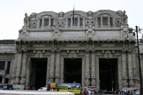 Stazione Centrale, Milano, Lombardy, Italy