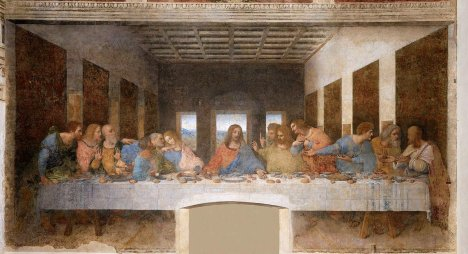 The Last Supper, Milano, Lombardy, Italy