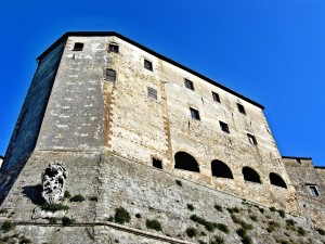 Fortezza Orsini, Sorano, Tuscany, Italy
