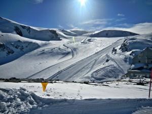 Cervinia, Aosta, Italy