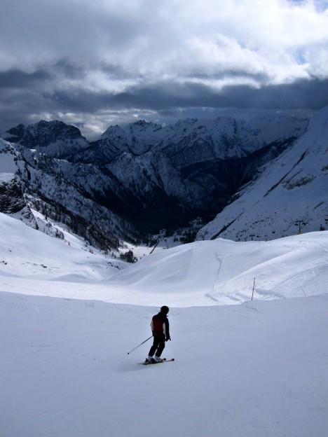 Marmolada, Alta Badia region, Dolomites, Italy