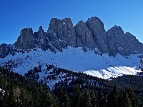 Naturpark Puez-Geisler, Val di Funes, South Tyrol, Italy