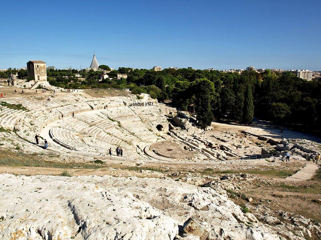 Syracuse & the Rocky Necropolis of Pantalica, Sicily, Italy