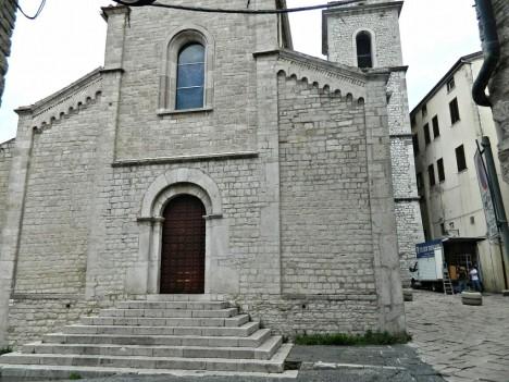Chiesa di San Michele Arcangelo, Potenza, Basilicata, Italy