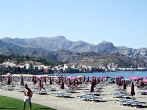 Giardini Naxos, Messina, Sicily, Italy