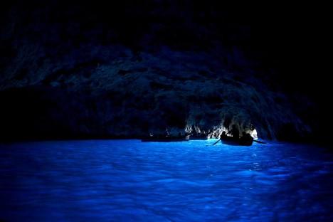 Grotta Azzurra, Capri island, Campania, Italy