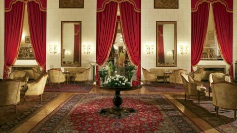 hotel quirinale rome
