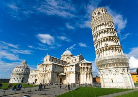 Pisa Temple