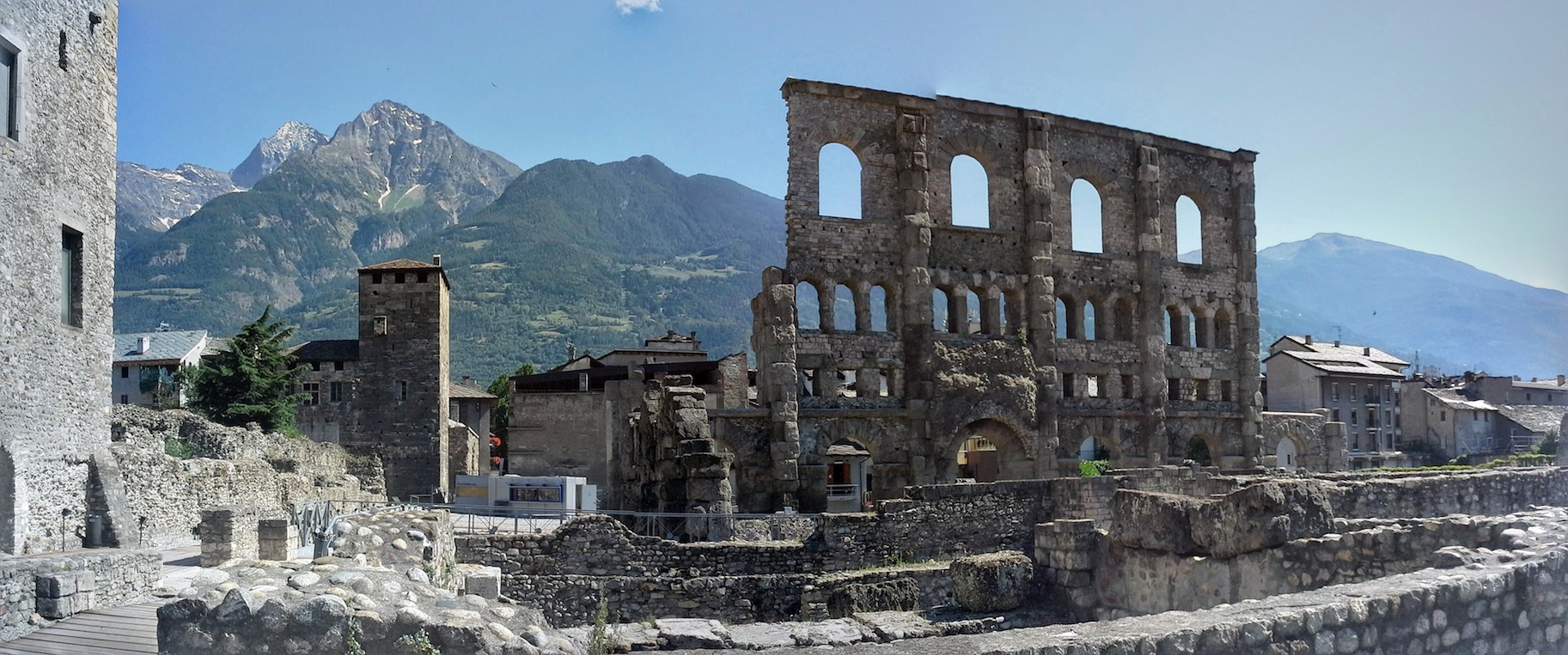 Aosta – 10 Things to do and visit