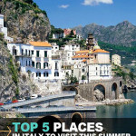 5 Best Places to Visit in Italy