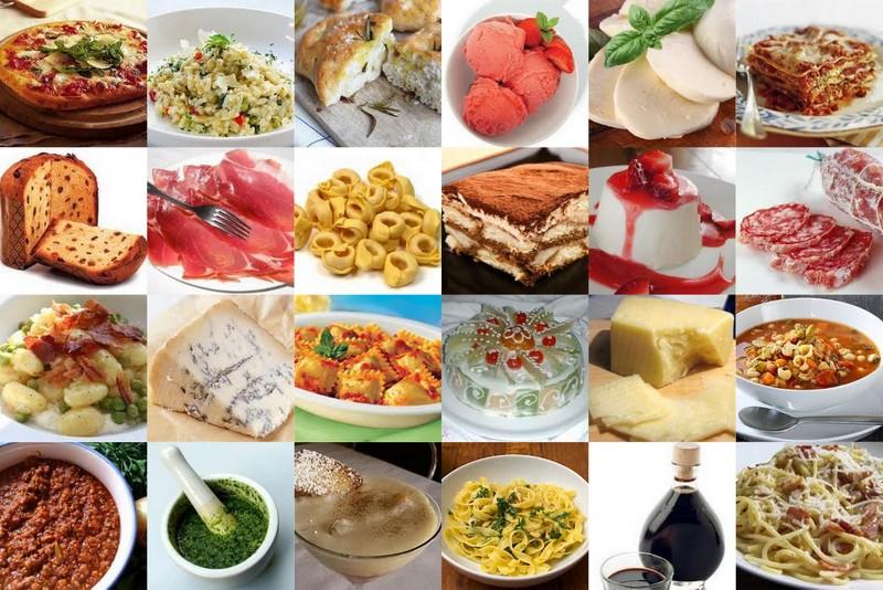 italy cuisine