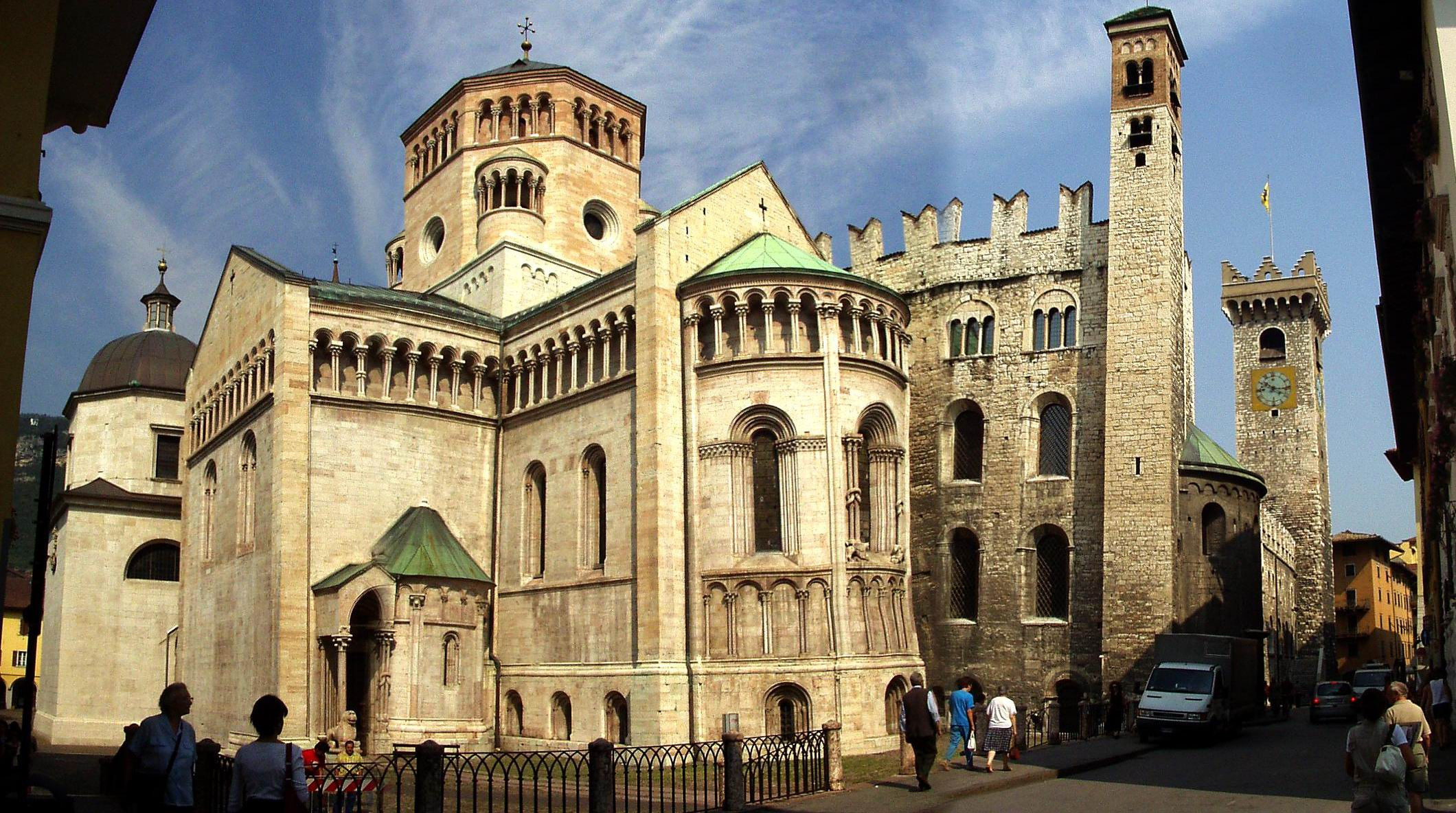 trento-duomo cathedral