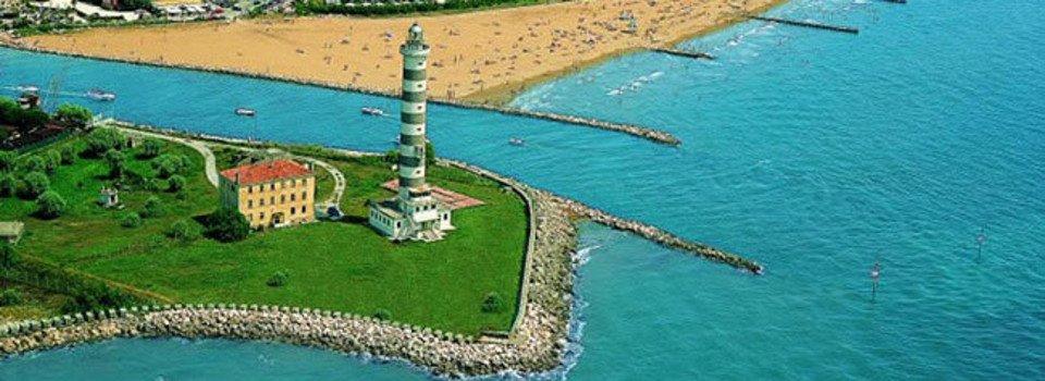 lighthouse punta sabbioni